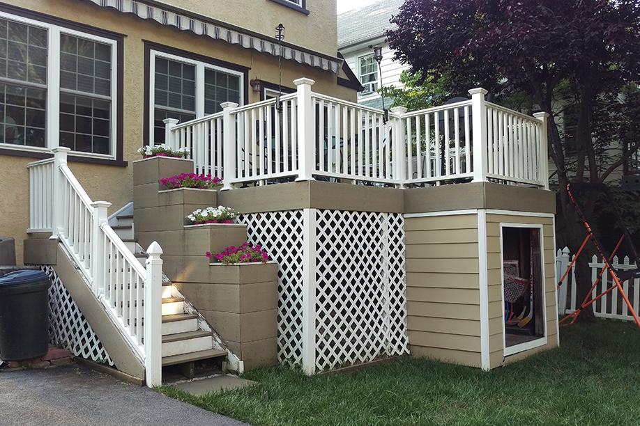 decks and patios devon design build