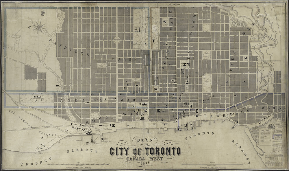 Toronto with Wards 1850s.jpg