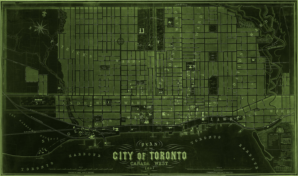 Toronto with Wards 1850s green colorized.jpg