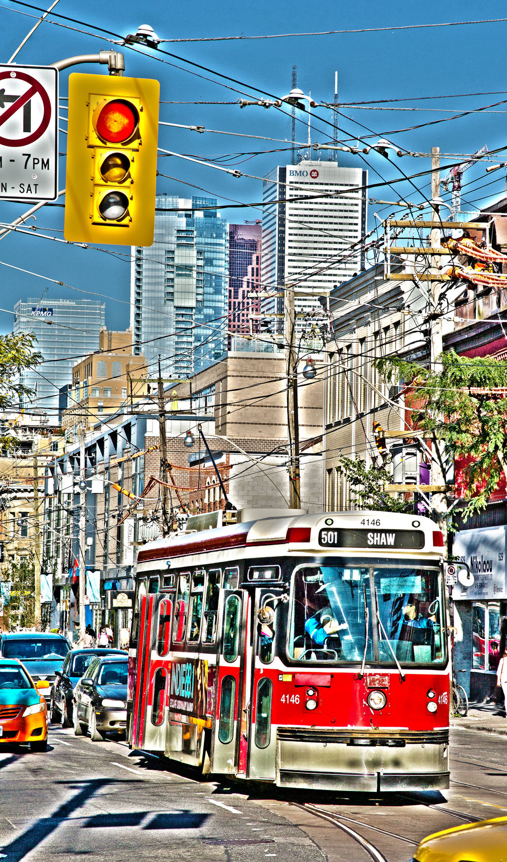 DSC03855 Queen St Streetcar HDR  #2 small for web .jpg