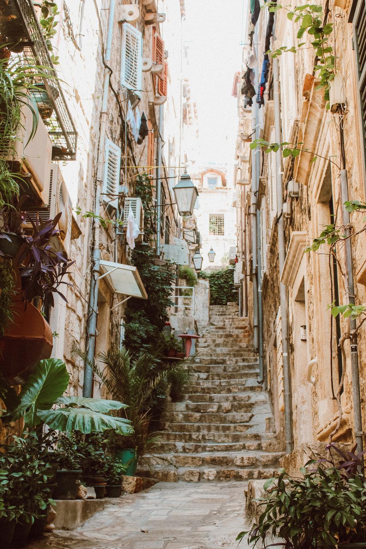 Dubrovnik, Croatia - With Love and Liv