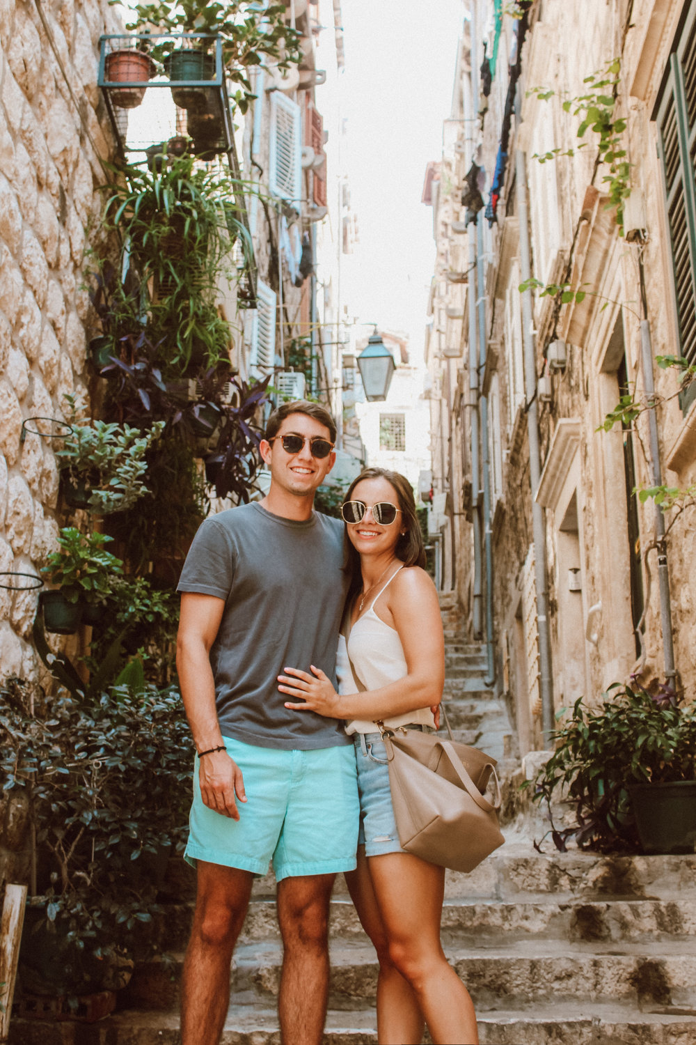Dubrovnik, Croatia - With Love and Liv