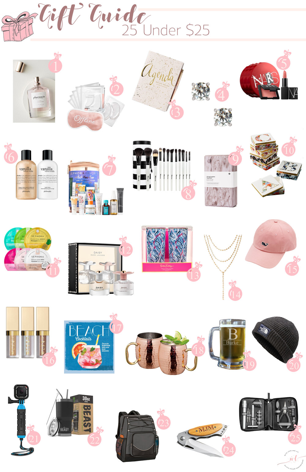 25 Under $25 - With Love and Liv