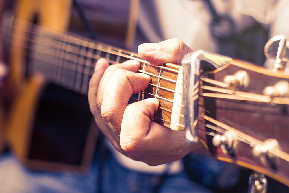 Vancouver Guitar Teacher - Guitar Lessons