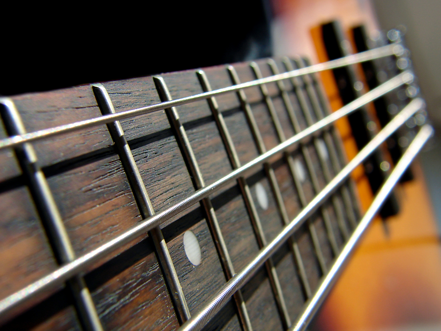 Vancouver Bass Guitar Lessons