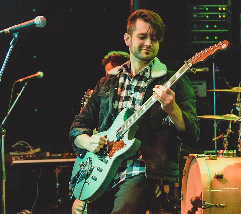 Vancouver Guitar Lessons - Blue Guitar Studio