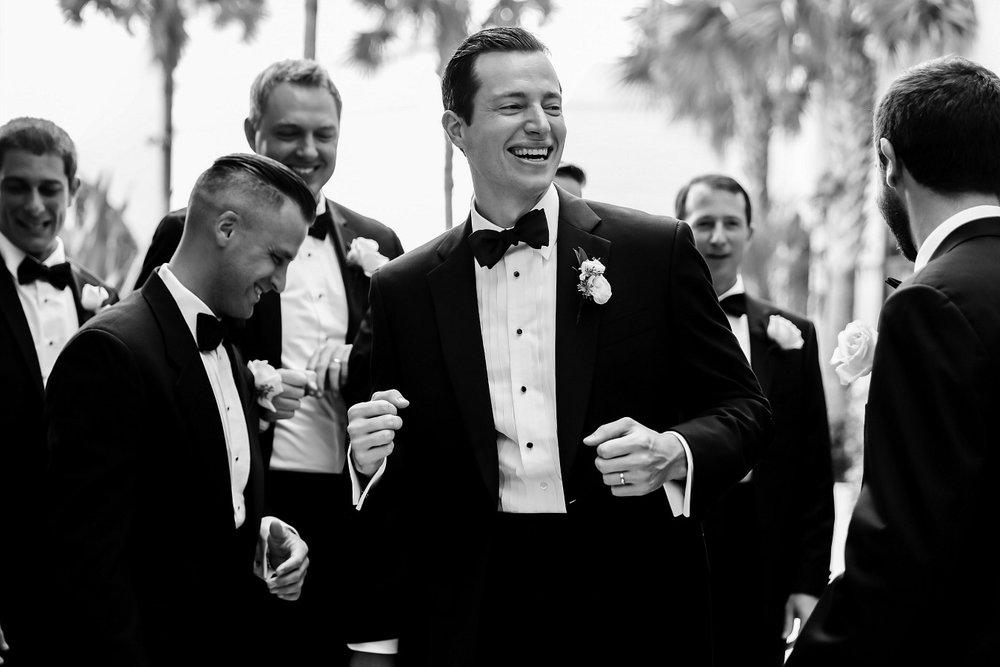 Black tie wedding in Orlando, FL, with planning by Blush by Brandee Gaar
