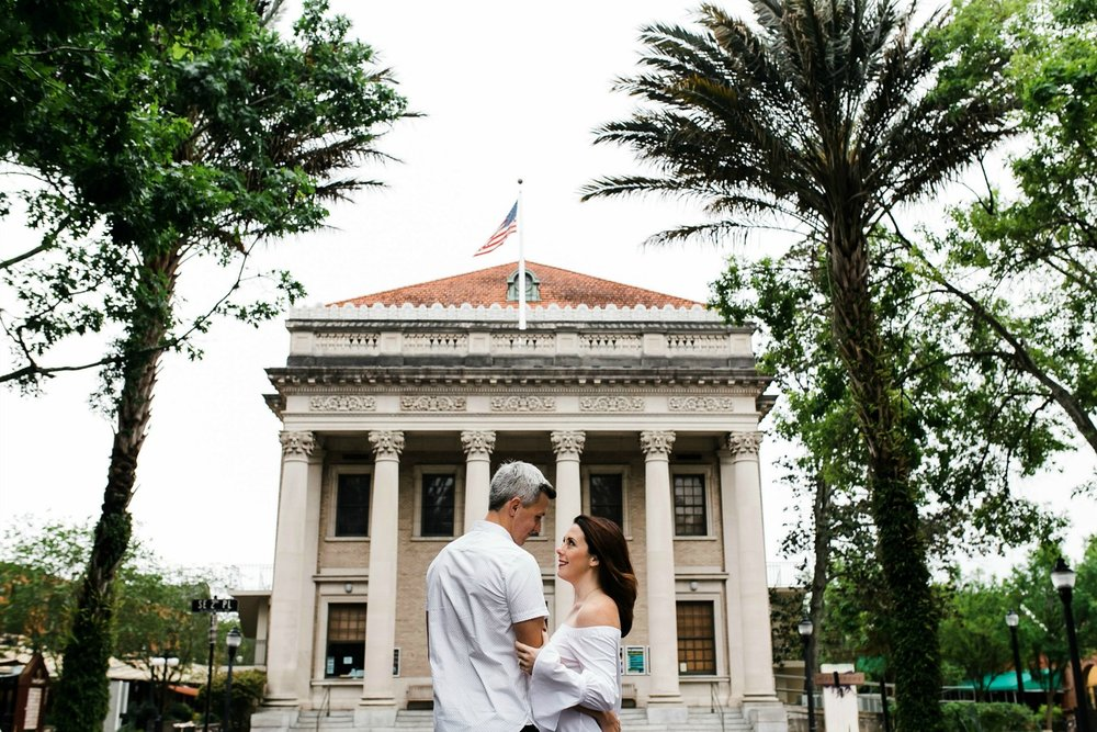 Gainesville Florida Hippodrome Engagement Session