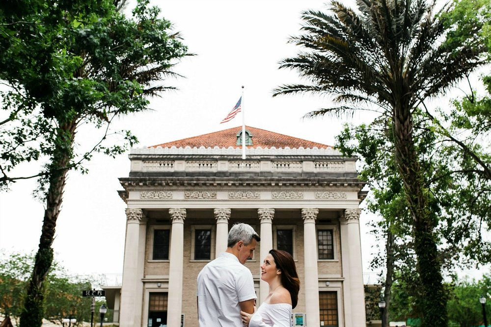 Hippodrome in Gainesville, FL: Florida Wedding Photographers