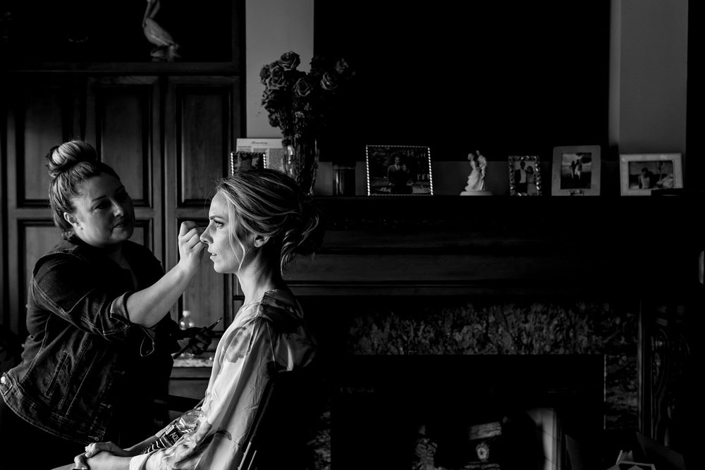 Virginia Makeup Artist Kim Porter