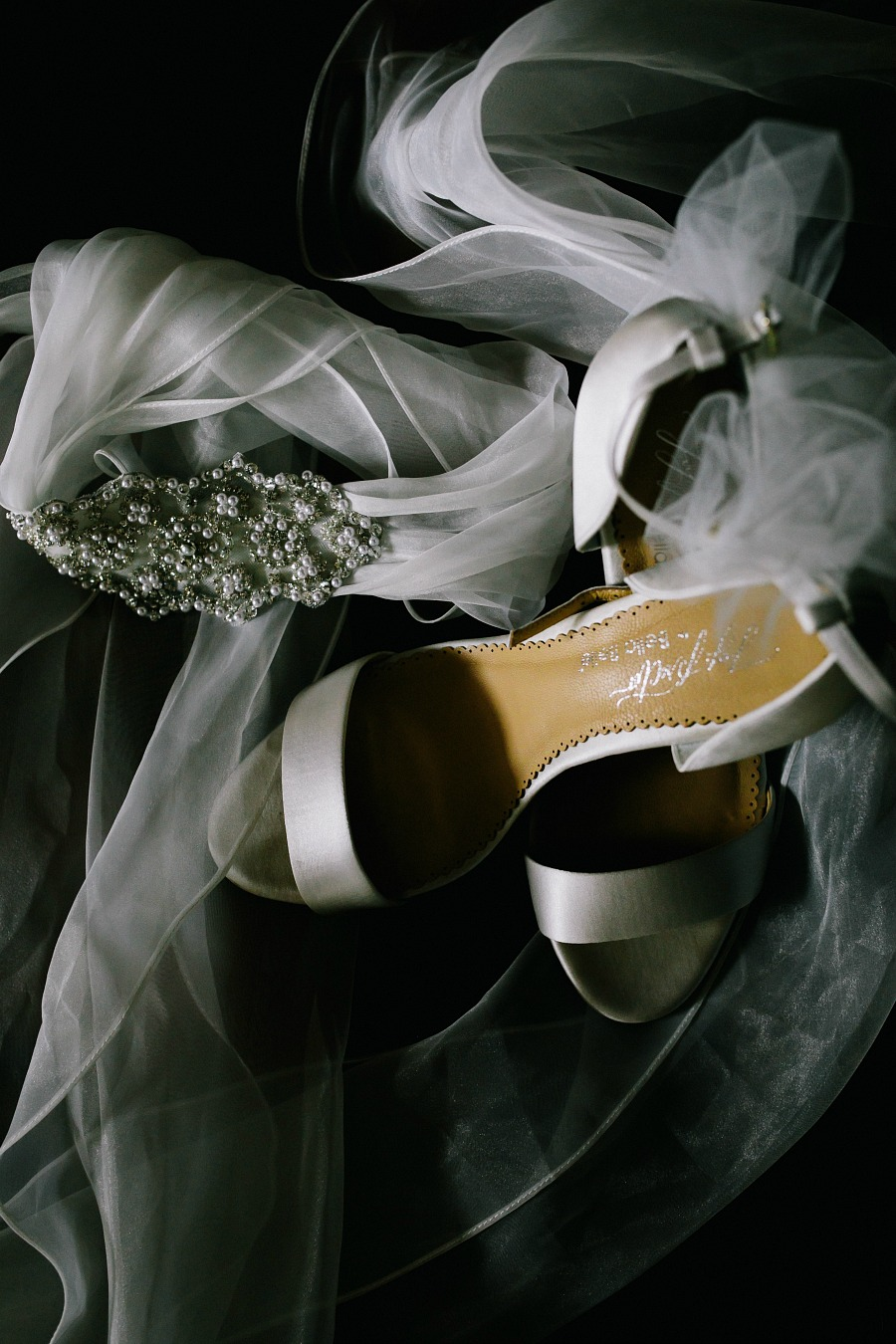 Bella Belle Wedding Day Shoe Inspiration