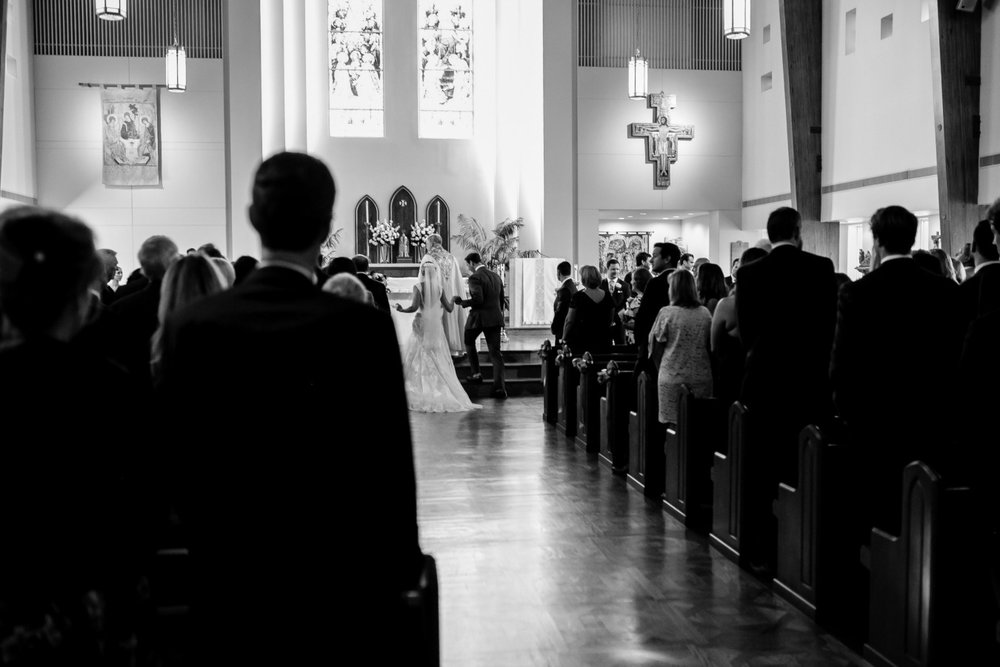 Norfolk Virginia Church Wedding Photographers