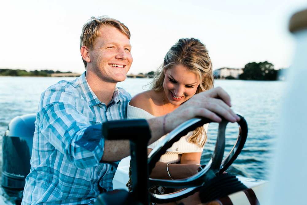 Norfolk Boating Lafayette River Photography