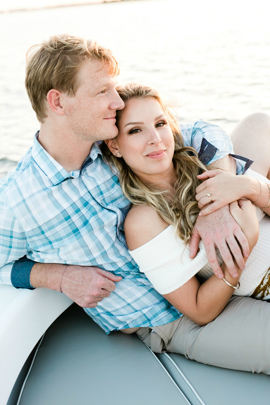 Modern Engagement Session in Virginia
