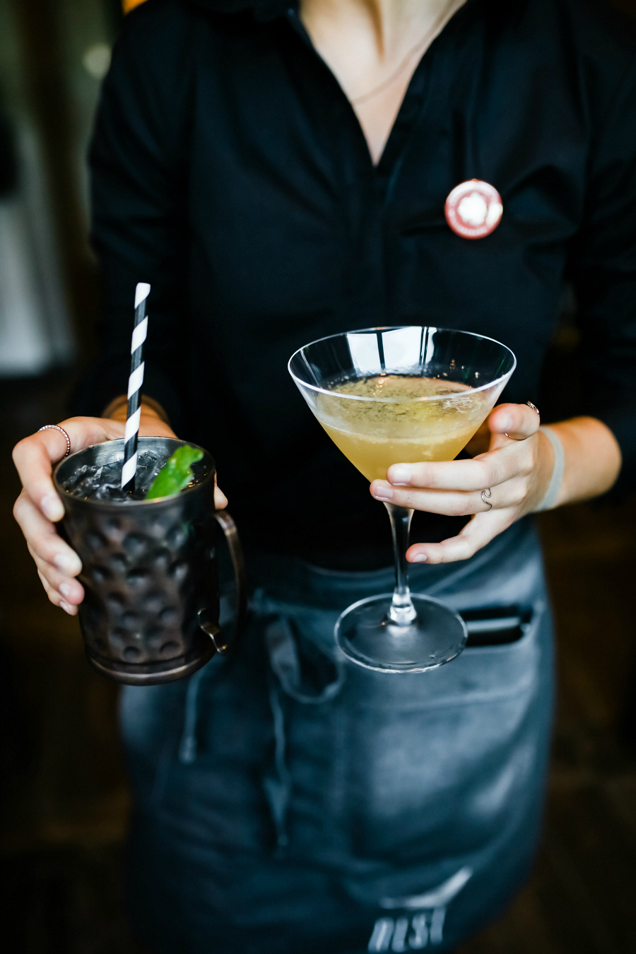 Innovative Delicious Cocktails in Hampton Roads