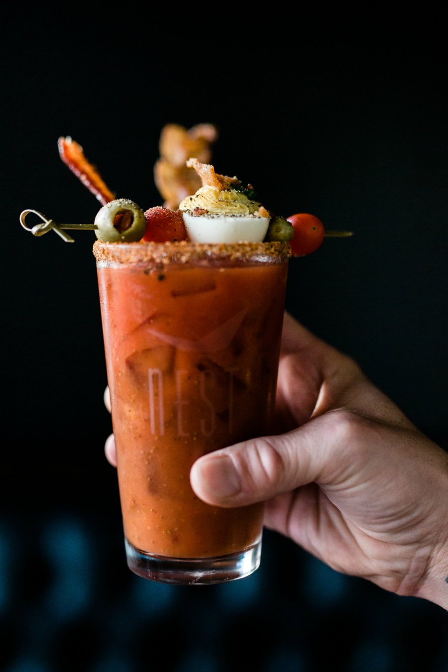 Best Bloody Mary and Brunch Cocktails in Virginia