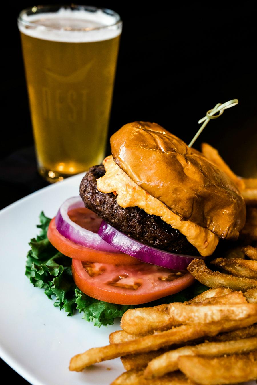 Burger & Pint Night at Nest Restaurant