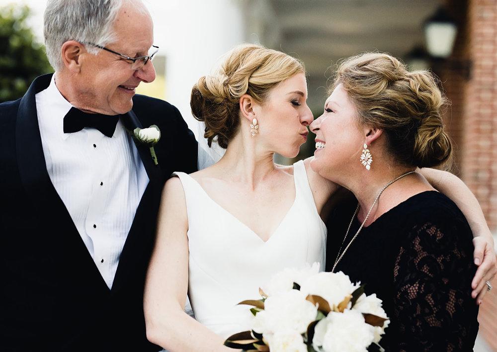 Northern Virginia + Italian Wedding Photographer