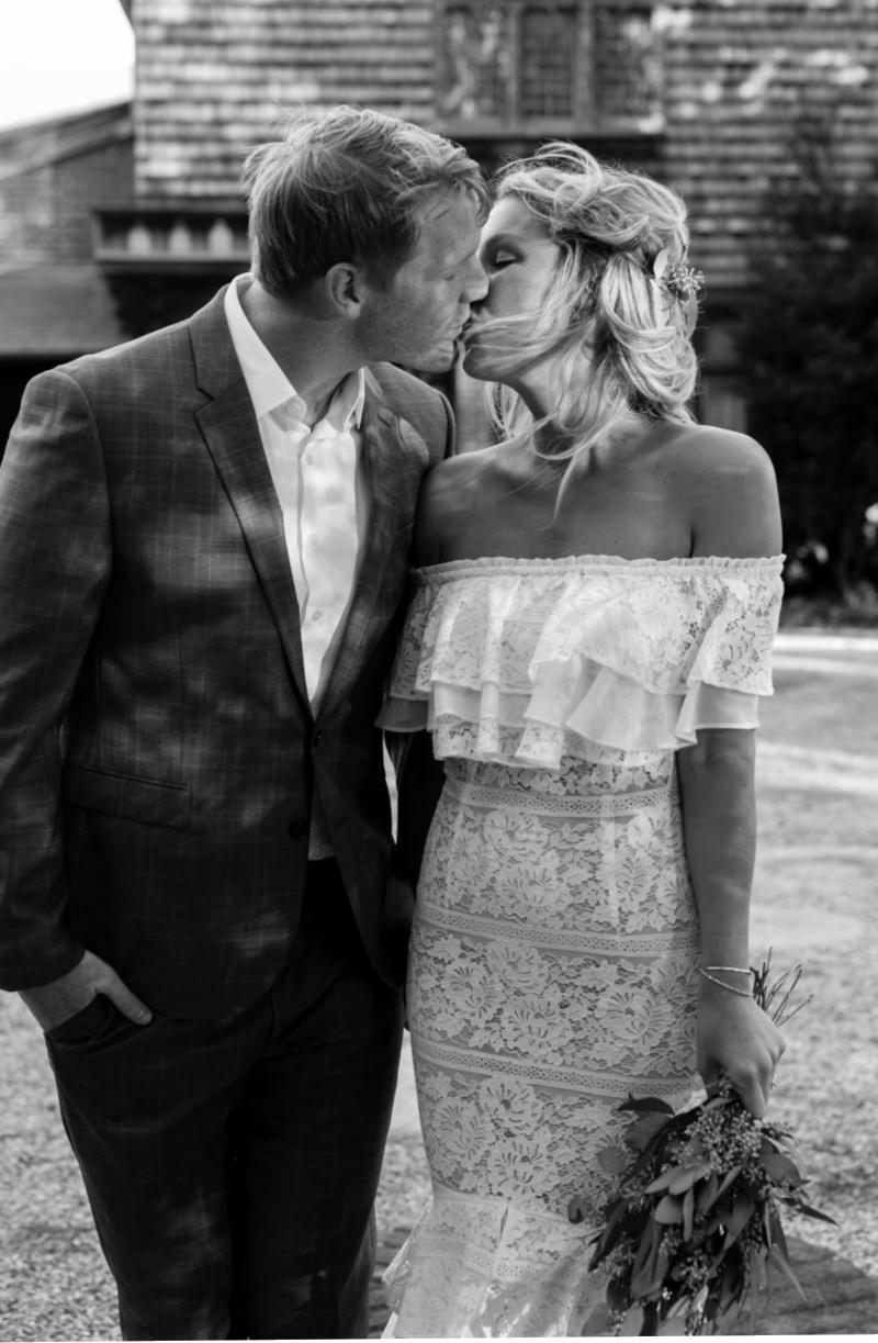 Romantic & Boho Chic Wedding Dress Bridal Style