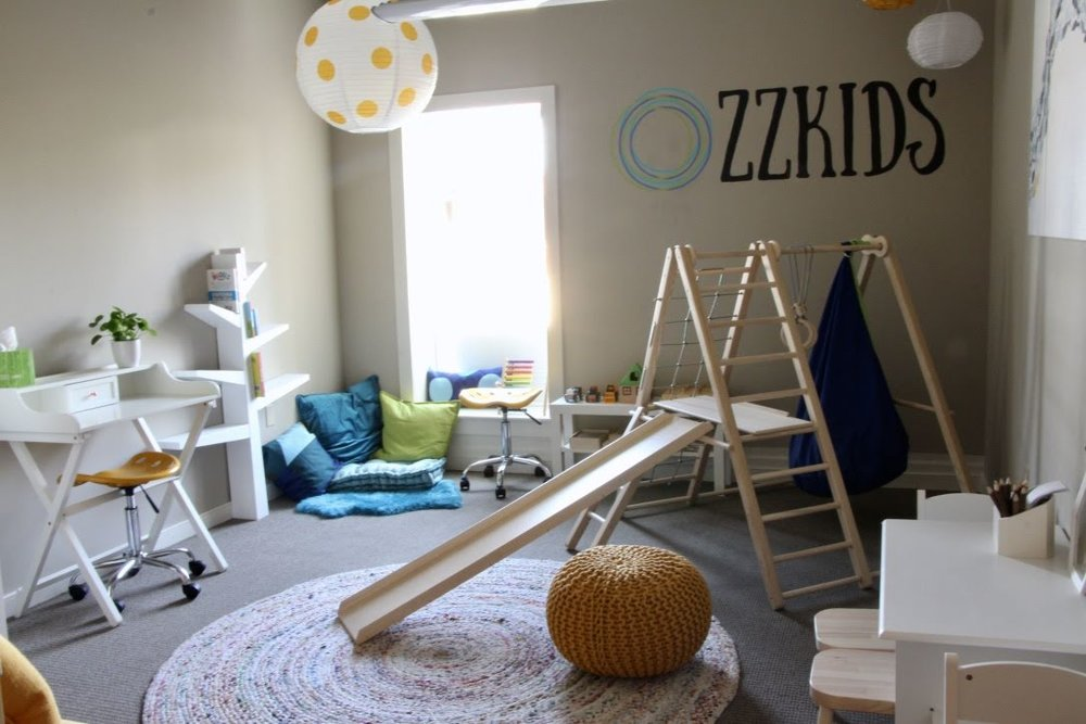 we created this space with your learner in mind - Learning should be fun and engaging and the space learning takes place is no exception. With the guiding principle that the environment is a third teacher, we created this space for your little one to come and learn and grow through intentional exploration and meaningful play.