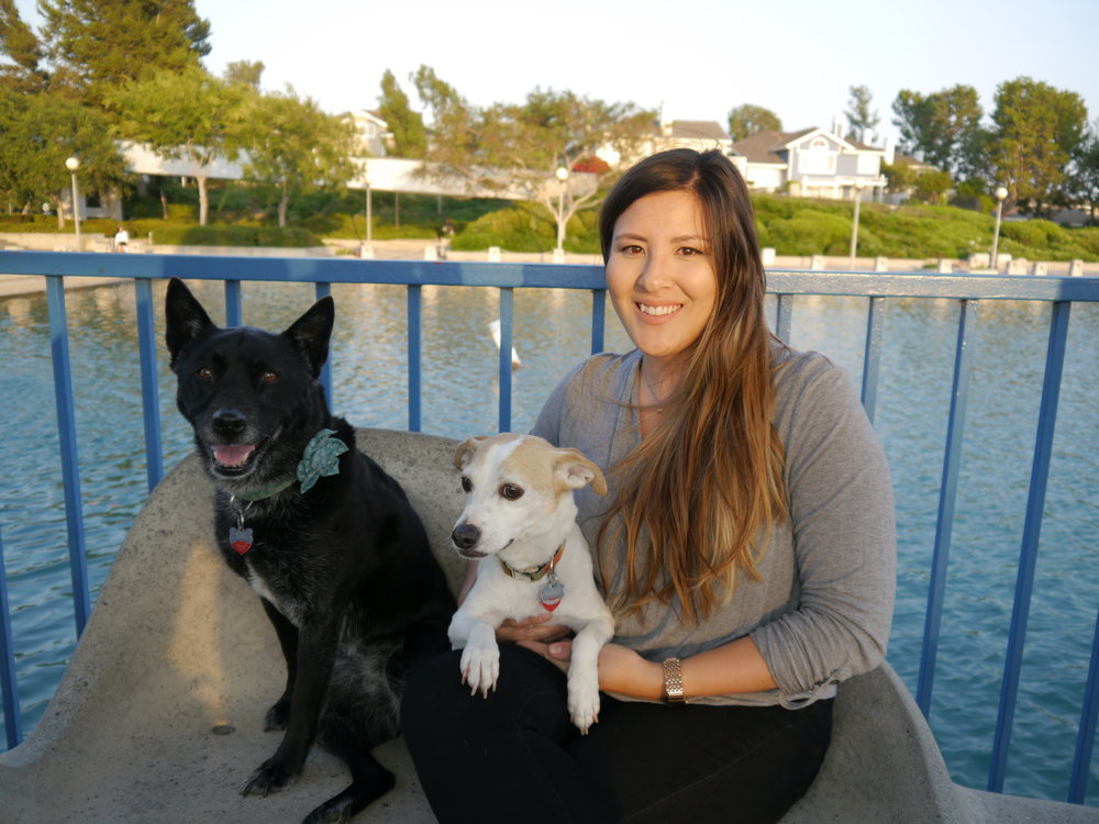 Dr. Michelle currently resides in Tustin with her fiance and 2 rescue dogs, Suki and Barrett.