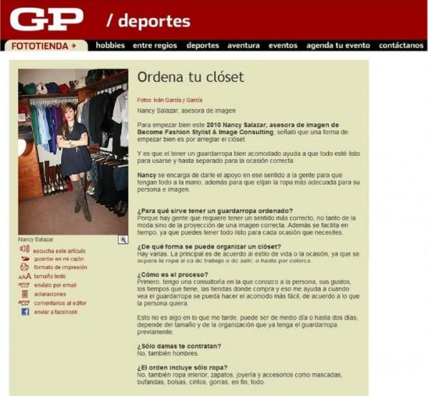 GP Magazine Interview