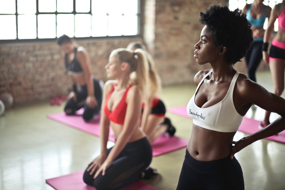 Working out solo can often be a pitfall for fitness goals, so consider making one of those weekly workouts a group session. Photo by Bruce Mars