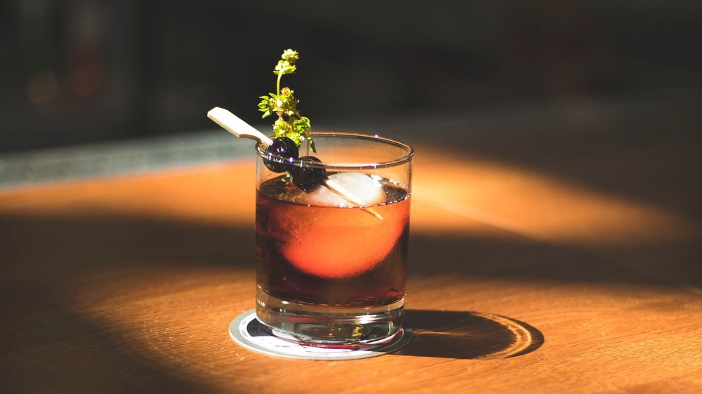 Many cocktails call for a sweetener of some sort, which can quickly add up. Agave nectar and stevia extract are both healthier alternatives to plain sugar or simple syrup. Photo by Jakub Dziubak