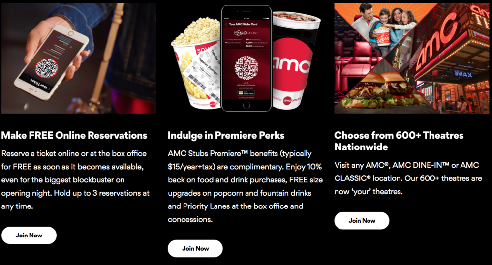AMC may be the front runner in the movie subscription game right now, but the tides could change at any time.