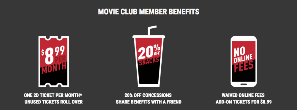 Cinemark has some catching up to do, but that concession discount does make a tempting offer.