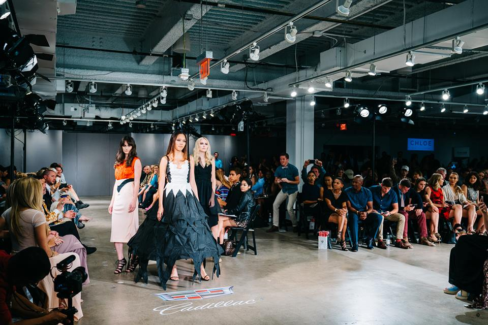 Last year's Fashion X DFW saw a packed house, and this year is likely to be even bigger. Photo courtesy of Fashion X
