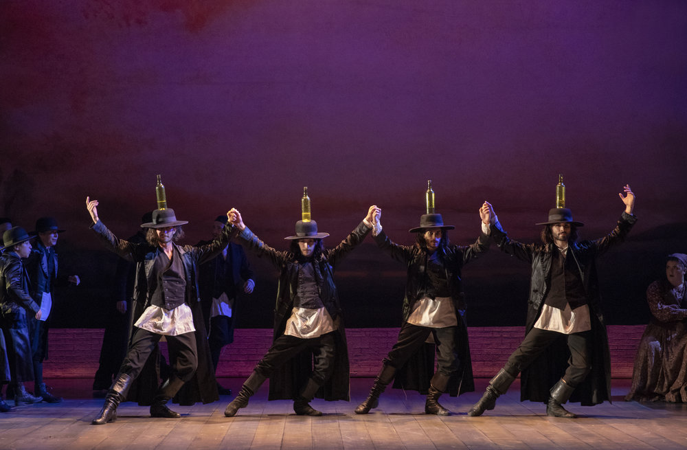 Fiddler on the Roof. Photo by Joan Marcus