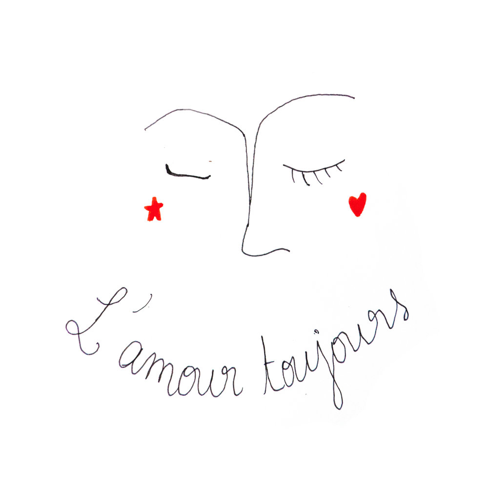 """Love, Always"""