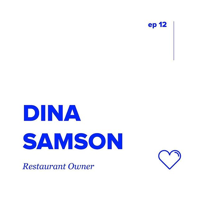 """Episode 12 - Dina Samson calls herself """"The Accidental Everything."""" Over the years, she's done stints in investment banking, entertainment (working for Sean """"Puffy"""" Combs!), and videogame production. Now, she owns two restaurants with her husband, Sotto and Rossoblu—but she's not done trying out careers yet. Her recipe for figuring out what's next: Do stop thinking about money, and never stop learning more. 👉 link in profile. . . . . #ihaveastory #birdtalks #interview #womeninbusiness #entrepreneur #restaurateur #foodinla #foodiela #rossoblu #italianfood #podcast #timeoutla #womencrushwednesday #womenforwomen #losangeles #beinspired #listen"""