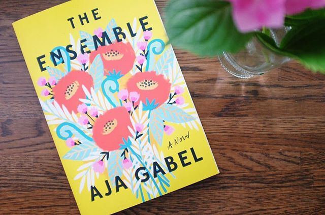 So excited for this amazing lady and her debut novel 'The Ensemble'! 🌺📔She is blowing up right now so hurry up and get her book! And don't forget to listen to episode 6 when we talked to @ajagabel about her process as a writer and views of the universe. 👉 Link in profile. . . . . #bookstoread #debutnovel #bookclub #bookstagram #womenwhowrite #ihaveastory #birdtalks #interviews #podcast #womenpodcasters #womenforwomen #read #sheinspiresme #books #femaleauthors