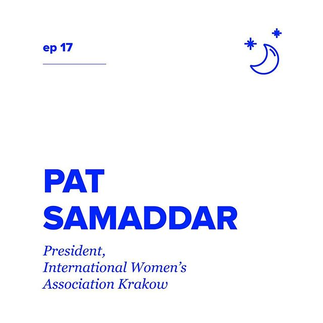 When Pat Samaddar moved from India to Krakow 11 years ago, she experienced a one-woman cultural revolution—she'd left all her friends and a high-powered career in software, and didn't speak a word of Polish to boot. But living outside her comfort zone proved to be a personal awakening. Now, she's the president of the International Women's Association Kraków, works only on her own terms, and has raised kids who love pierogis as much as her dal. For Pat, culture is a tool, not a rule. 👉 Link in profile. . . . . . #birdtalks #interview #ihaveastory #bird #birdoftheweek #women #womensupportingwomen #womenempowerment #interview #dailyinspiration #dailymotivation #lifelessons #thegoodquote #realnotretouched #womencrushwednesday #womensmedia #bettertogether #sharingstories #podcast #womeninpodcasting #india #cultureshock #poland #immigration #mom #career