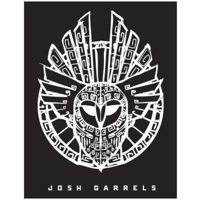 White owl sticker