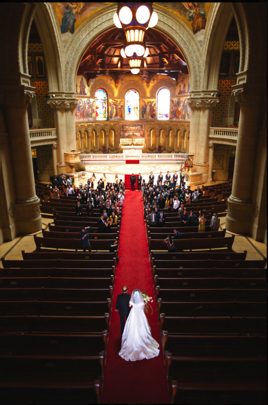 Church, Catholic, Gorgeous