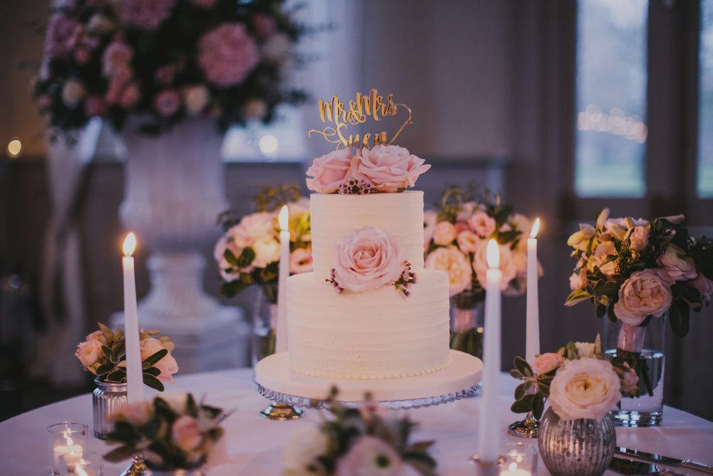 Cake & Desserts -