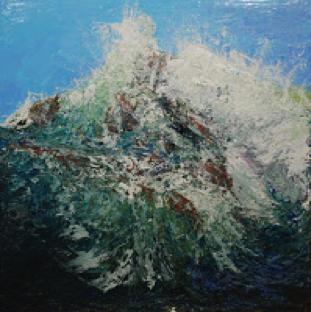 Turbulent Sea  - Allan Storer