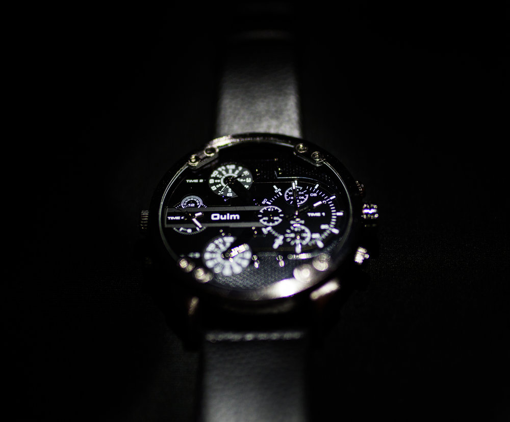 OULM WATCHES -