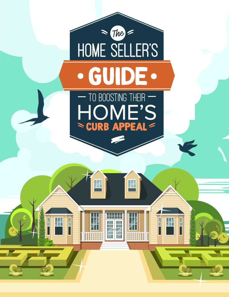 Home Sellers: Check This Easy Guide To Boost Your Home's Curb Appeal