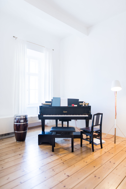 Clutter-Free Teaching Space Photo by Valerie Maltseva