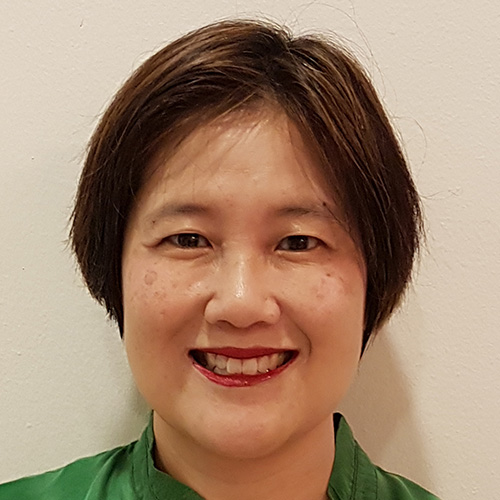 Assistant Honorary Secretary:   Ms Ho Meng Yee   Brex International Pte Ltd