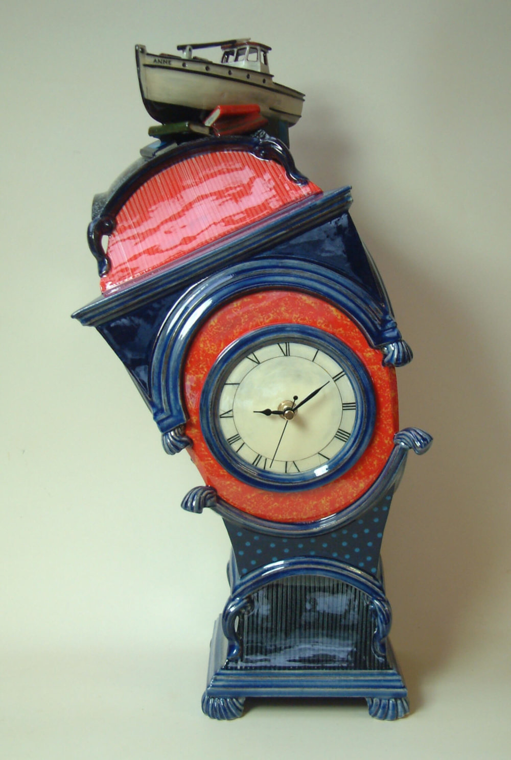 Clock for 'Mary'