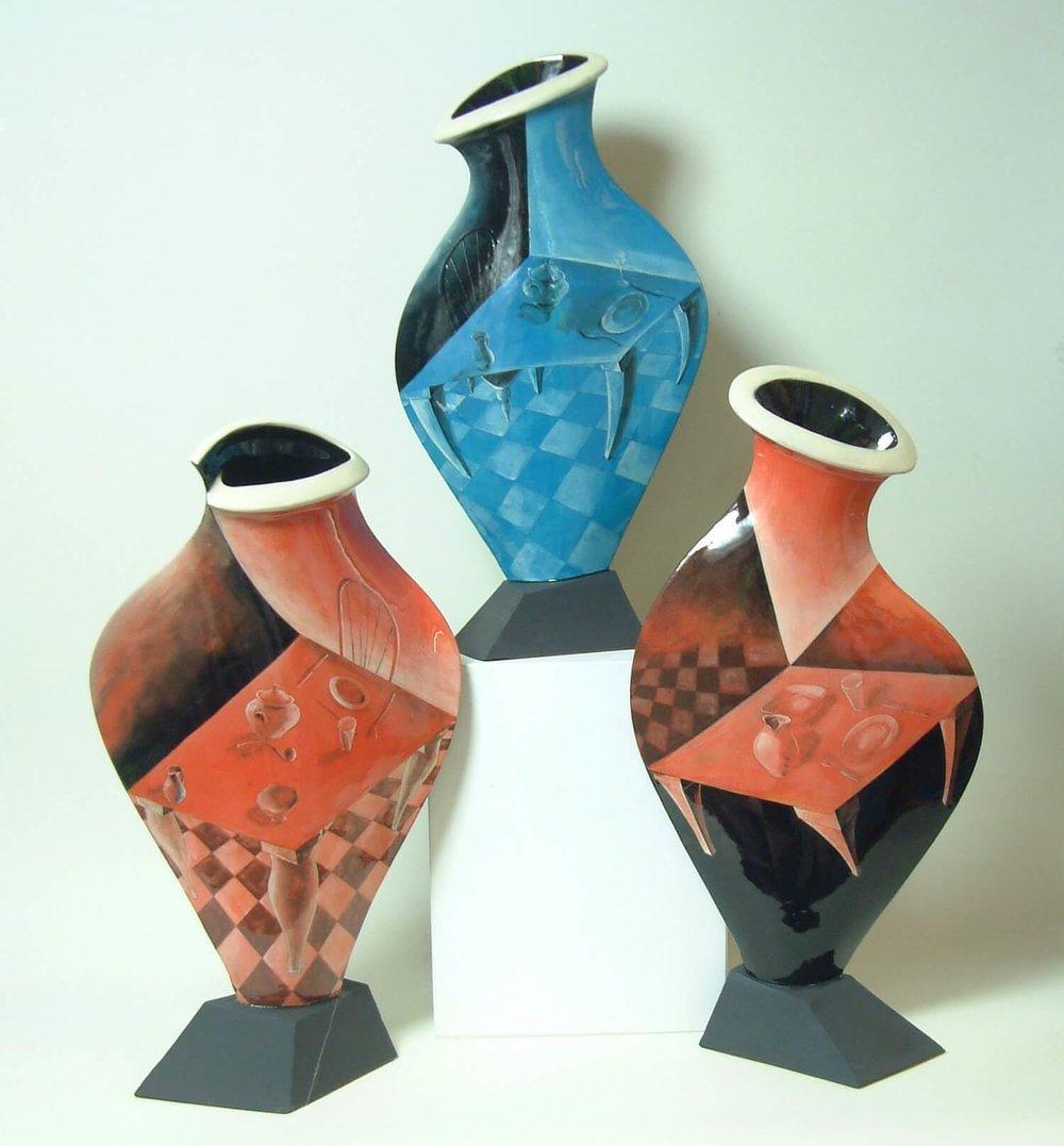 2D Vases