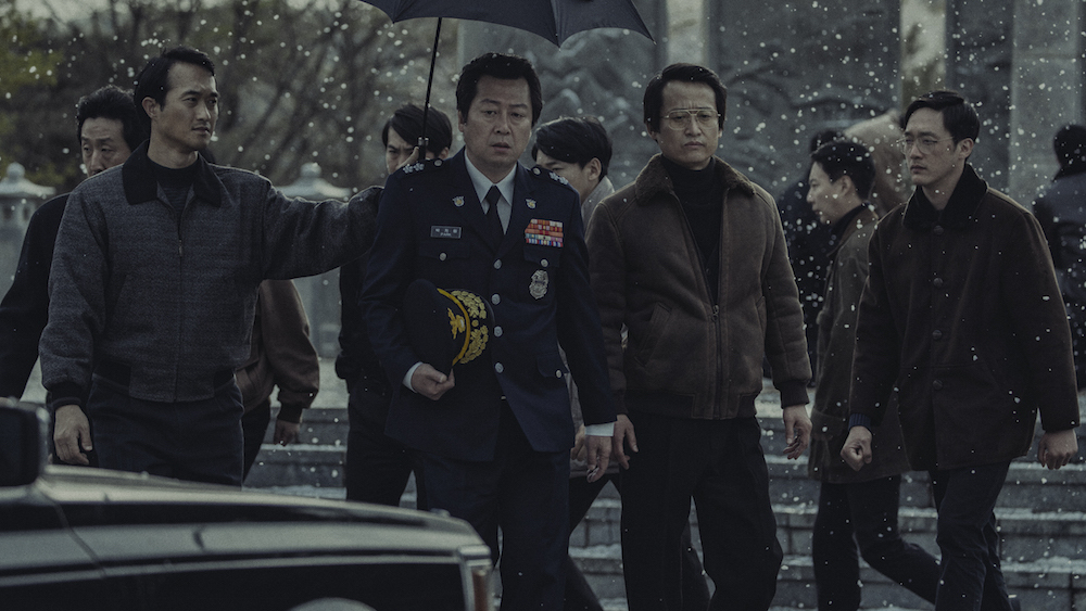 1987: WHEN THE DAY COMES   + Actor's Talk + Q&A with Director Jang Joon-hwan