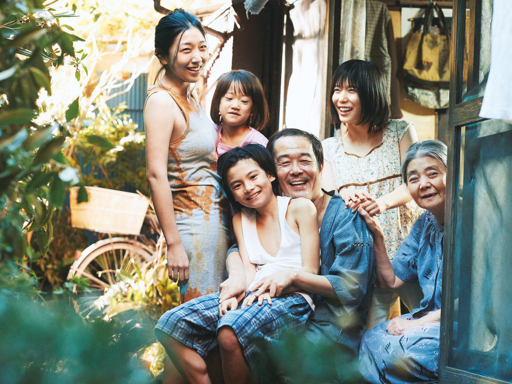 SECRET SCREENING: SHOPLIFTERS   dir. Kore-eda Hirokazu