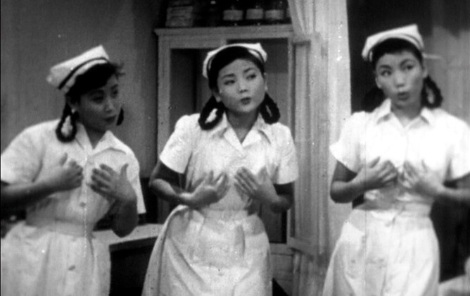 K-Classic Musical Comedy: HYPERBOLAE OF YOUTH (1956)    dir. Han Hyeong-mo  At the Cinema Museum  On 22nd March, 7pm