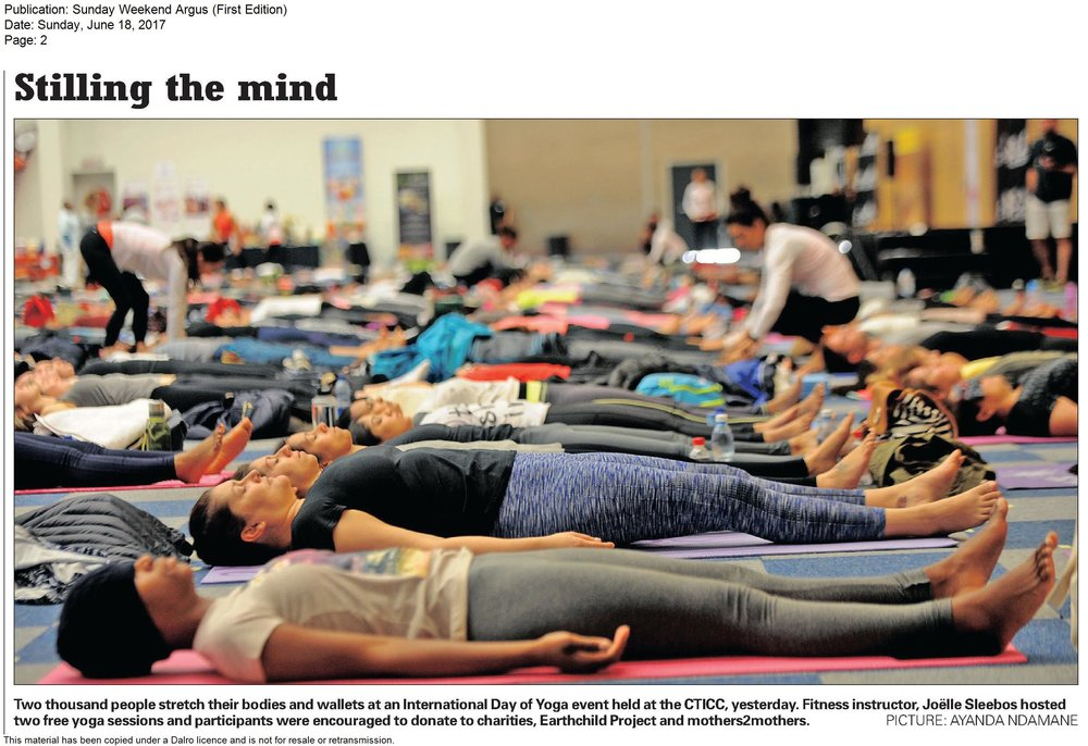 Sunday Weekend Argus -